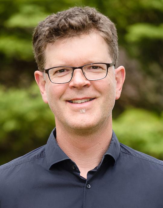 Trainer Tobias Kamer